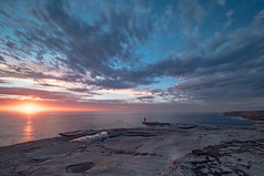 cape solander (bart.kwasnicki) Tags: sunrise australia landscape ocean sydney coast sun panorama longexposure