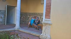 20171029_145228_HDR (uweschami) Tags: spanien espania malaga urlaub stadt alcazaba gibralfaro santaiglesia museopicasso plaza hafen mittelmeer