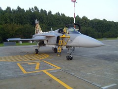 "Saab JAS-39C Grippen 4 • <a style=""font-size:0.8em;"" href=""http://www.flickr.com/photos/81723459@N04/37416050682/"" target=""_blank"">View on Flickr</a>"