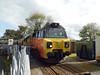 70808 Liskeard (Marky7890) Tags: colasrail 6c36 class70 70808 liskeard cornishmainline freight cornwall train