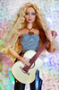 Music band (1) (Lindi Dragon) Tags: barbie fashionistas shakira mtm raquelle