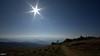 Sunshine (peterthefool) Tags: mountains natura wildlife sunrays sigma silhouette matajur grandangolo ndfilter landscape