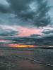 Sea Isle Sunrise (dweible1109) Tags: sic nj jerseyshore newjersey magichour sunrise seaislecity iphone cell phone photo clouds
