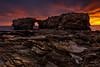 Little Corona Del Mar (RyanLunaPhotography) Tags: cdm california canon coronadelmar evening newportbeach ocean orangecounty socal southerncalifornia beach landscape seascape sunset ngc