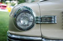 Postwar Deco (GmanViz) Tags: gmanviz color car automobile vehicle detail nikon d7000 1948 nash ambassador fender headlight hood chrome