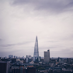 Barad-dûr (Olly Denton) Tags: design light cloud spring buildings landscape view urban city tower architecture architecturelovers architecturephotography architecturalphotography iphone iphone6 6 vsco vscocam vscolondon vscouk ios apple mac shotoniphone theshard shard londonbridge london uk