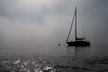 Ghost Boat (Yarin Asanth) Tags: morning white sailboat lakeconstance lake water mist fog foggy yarinasanth gerdkozik gerdkozikphotography gerd kozik yarin asanth yarinasanthphotography gerdmichaelkozik gerdkozikfotografie