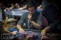 D8A_6691 (partypoker) Tags: partypoker live grand prix vienna austria montesino main event day 2