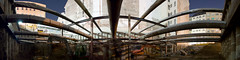 Renngasse 10 / #06 (2017) (T I M S T A N I) Tags: panoramaphotography panoramicphotograph pano photo constructionsite lowlight longexposure night indoor architecture building construction reconstruction interiorview demolished gutted urban urbandevelopment urbanexploring city citycenter downtown innercity historiccenter historiccitycenter vienna wien 1010 renngasse tiefergraben wächtergasse