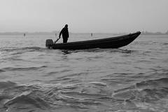 THE LAGOON-BOATMAN (ISOLE DEL DOLORE) (LitterART) Tags: lagune bootsmann boatman boot boat venedig venice venezia poveglia isoledeldolore islandofmadness asylum