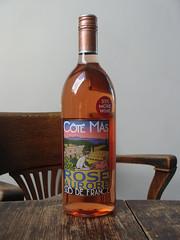 Coté Mas Sud de France Rosé Aurore (knightbefore_99) Tags: cotémas suddefrance rosé aurore french france tasty grapes bottle wine vin vino pale salmon colour awesome fun more liter