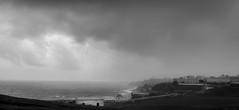 The approaching storm (xytse13) Tags: puerto rico san juan hurricane storm maira blackandwhite clouds