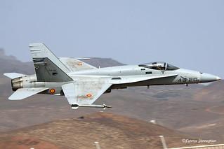 C.15-92 / 46-20 Fuerza Aerea Española (Spanish Air Force) McDonnell Douglas F/A-18 Hornet