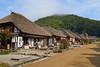 Ohuchijuku (peaceful-jp-scenery (busy)) Tags: ohuchijuku posttown shimogomachi fukushima japan 大内宿 下郷町 福島 日本 sony dscrx1r zeiss sonnar235 24mp