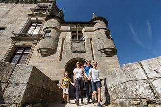 Domaine et Château de Sédières © Malika Turin