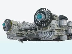 Alien Covenant Lifter  8 (AL13N163NA) Tags: alien covenant space ship lifter shiptember spaceship steve burg