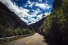 Sichuan Gorge (Chas Pope 朴才思) Tags: 2017 bamei china danba kham serk sichuan cycling iphone yalajokulscenicarea 亚拉雪山风景区 roads roadslikethese gorge river