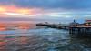 Blackpool at night (ec1jack) Tags: blackpool lancashire england britain uk europe northwest ec1jack kierankelly canoneos600d autumn seaside coast british october 2017 bight pier dusk sunset sea ocean