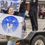 "<b>Homecoming Parade</b><br/> Luther college student assossiations and clubs marching the homecoming parade of 2017 in joy and pride. OCtober 7, 2017. Photo By Hasan Essam Muhammad<a href=""//farm5.static.flickr.com/4485/37724120782_b7e4c03e3b_o.jpg"" title=""High res"">∝</a>"