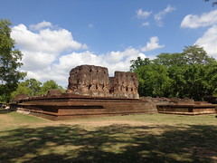 "Palace of King Parakramabahu the Great - Ancient City of Polonnaruwa • <a style=""font-size:0.8em;"" href=""http://www.flickr.com/photos/152010771@N04/37755129181/"" target=""_blank"">View on Flickr</a>"