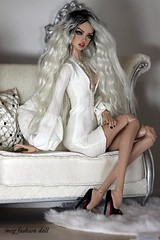 Kira (Tender Creation Doll Anna Dobryakova) (meg fashion doll) Tags: kira tender creation doll anna dobryakova