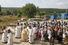 27. Первая литургия в с. Адамовка
