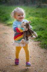 Ruby - Autumn Walk (Wayne Cappleman (Haywain Photography)) Tags: wayne cappleman haywain photography southwood woodlands cove farnborough hampshire walk toddler children pets