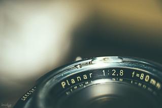The Planar 80mm f/2.8