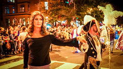 2017.10.24 Dupont Circle High Heel Race, Washington, DC USA 9947