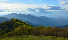 Mountains of South Pontino ~ Italy (The Man in the Maze) Tags: nature wilderness forest mountains aurunci auruncimountains lazio southpontino italy landscape landscapes