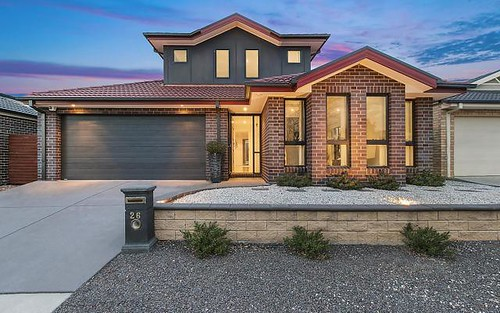 26 Nina Murdoch Crescent, Franklin ACT 2913