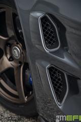 1150HP ZR1 (scott597) Tags: 1150hp corvette ls9 zr1 c6 grey forgestar nitrous outlet sports car purge rain ohio evil