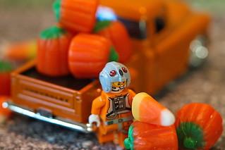 Operation Orange - Halloween Rescue Mission