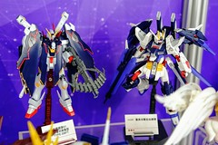 DSC01824~2 (pang yu liu) Tags: 2017 oct 10 十月 百貨公司 統一 時代 鋼彈 gundam 台北 taipei 東區 展覽 model 模型 toy 玩具 strike freedom x20a