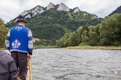Dunajec / Slovakia - Poland (!eberhard) Tags: poland polen slovakia slowakei slovensko dunajec borderline border grenze flos flösen rafting float