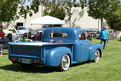 Beatniks Award (bballchico) Tags: 1948 chevrolet pickuptruck ronloisbeard awardwinner westcoastkustomscruisinnationals carshow top2commercialaward kustomsillustratedmagazineaward beatniksaward