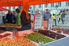 Kauppatori market, Helsinki (JohntheFinn) Tags: helsinki finland suomi eurooppa europe tourism matkailu market tori salutorget kesä summer klaggy