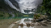 Quiet (Mika Laitinen) Tags: canon5dmarkiv europe germany lakekönigssee leefilters calm cloud colorful lake landscape mountain nature outdoors reflection rock sky valley water wideangle schönauamkönigssee bayern de