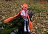 Lilly Lons (Honeysuckle Rauxys) Tags: elves monster high custom ooak doll forest fall autumn 16