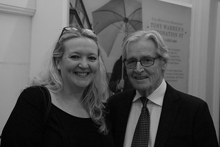 Ann-Marie Humphreys with  William Roache