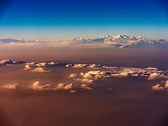 the Himalayas from above (CamelKW) Tags: abc annapurnabasecamptrek annapurnaregiontrek kathmandu mbc machapuchare machapucharebasecamp nepal pokhara