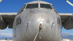 """Fairchild C-123K Provider 16 • <a style=""""font-size:0.8em;"""" href=""""http://www.flickr.com/photos/81723459@N04/38177948086/"""" target=""""_blank"""">View on Flickr</a>"""