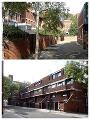 Lillington Garden, Housing, Pimlico, London 7&8 (Iqbal Aalam) Tags: london pimlico councilhousing darbourneanddarke competitionwinner gradeiilisted conservationarea