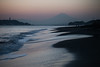 sunset (N.sino) Tags: m9 summicron90mm fuji mtfuji kamakura shichirigahama 富士山 日没 江ノ島 鎌倉 七里ヶ浜 砂浜