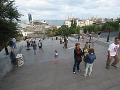 The Potemkin stairs in Odessa (kalevkevad) Tags: best flickr odessa odesa ukraine potemkin