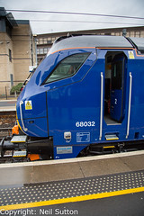 DRS 68032 - Haymarket (Neil Sutton Photography) Tags: 68032 abellio beaconrailleasing canon class68 drs drslivery dieselelectric diesellocomotive edinburgh eurolight haymarket railway scotrail scotland scotlandsrailway train uklight loco locomotive