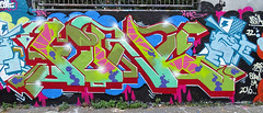 Graffiti at Stockwell 07-16 Tributes to Robbo (14) (geoffKR) Tags: london graffiti robbo