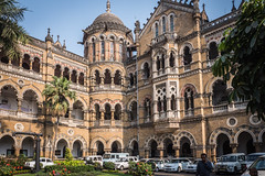 Mumbai - Bombay -Chhatrapati Shivaji Terminus-8
