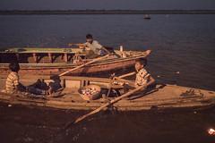 Varanasi - Ganges River - boat-9