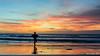 Por fin se fue la calima! (Nelson Gonzalez Diez) Tags: skimboard fuerteventura islascanarias canarias mar atardecer puestadesol ocaso sunset